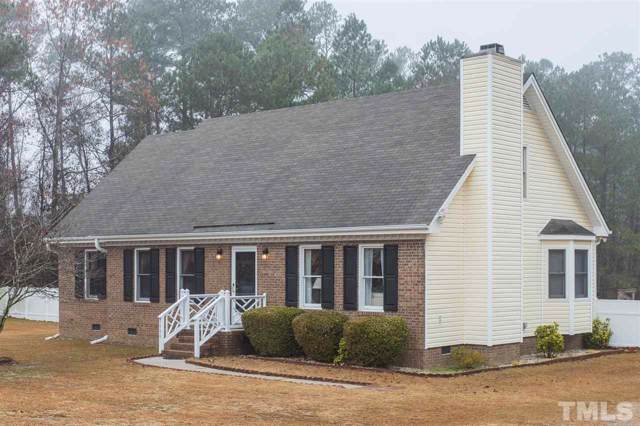 1666 Mt Pleasant Road, Willow Spring(s), NC 27592 (#2292678) :: Raleigh Cary Realty