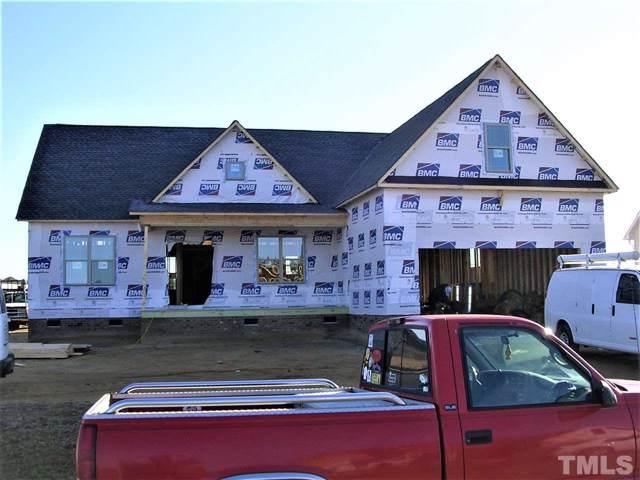 107 Lassiter Hills Drive Lt 5, Four Oaks, NC 27524 (#2292710) :: Spotlight Realty