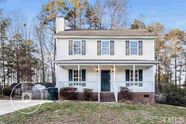 1216 Curtiss Drive, Garner, NC 27529 (#2292724) :: The Perry Group