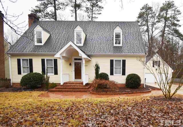 1919 Bearkling Place, Chapel Hill, NC 27517 (#2292725) :: Classic Carolina Realty