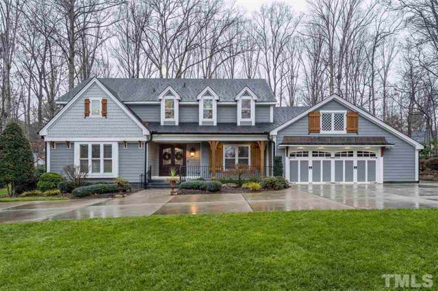 120 Bruce Drive, Cary, NC 27511 (#2292738) :: Marti Hampton Team - Re/Max One Realty