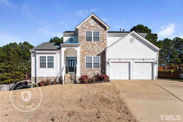 1007 Cantrell Lane, Apex, NC 27502 (#2292767) :: M&J Realty Group