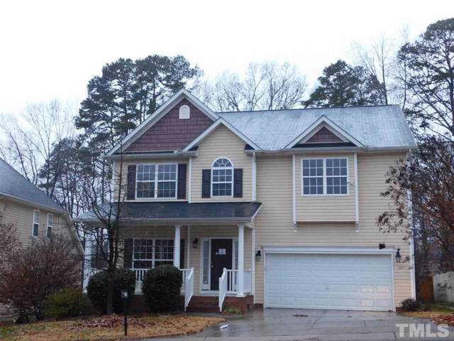 501 Thistlegate Trail, Raleigh, NC 27610 (#2292775) :: The Amy Pomerantz Group