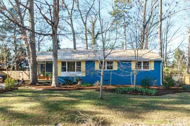412 Hickory Drive, Chapel Hill, NC 27517 (#2292780) :: Classic Carolina Realty