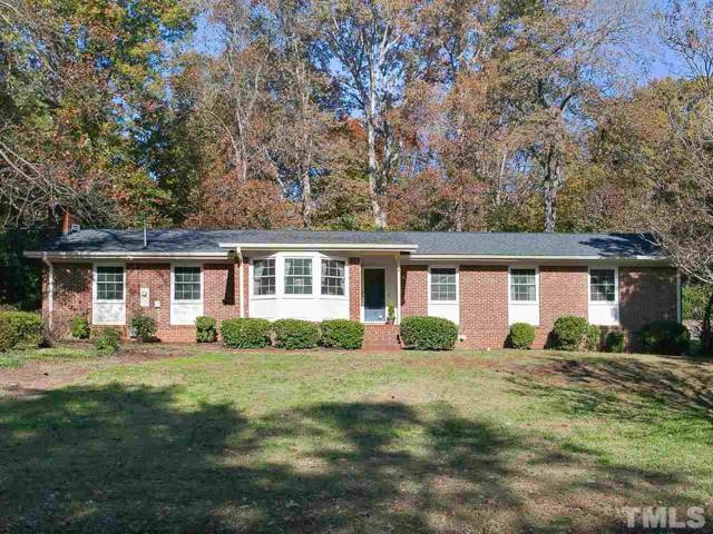 1613 Beechwood Drive, Raleigh, NC 27609 (#2292785) :: Marti Hampton Team - Re/Max One Realty