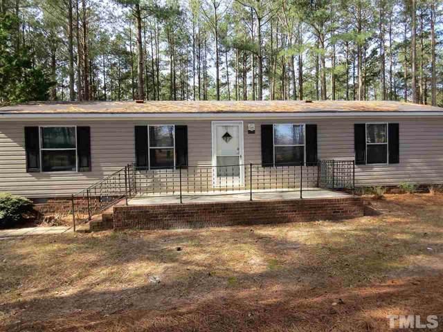 4599 Barbecue Church Road, Sanford, NC 27332 (#2292792) :: Classic Carolina Realty