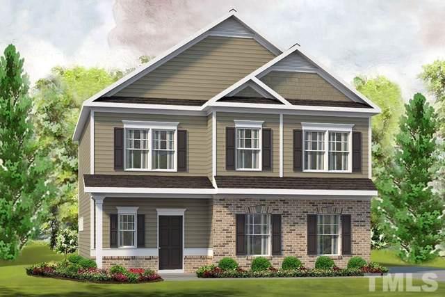 121 Monroe Fields Drive #5, Benson, NC 27504 (#2292804) :: Raleigh Cary Realty