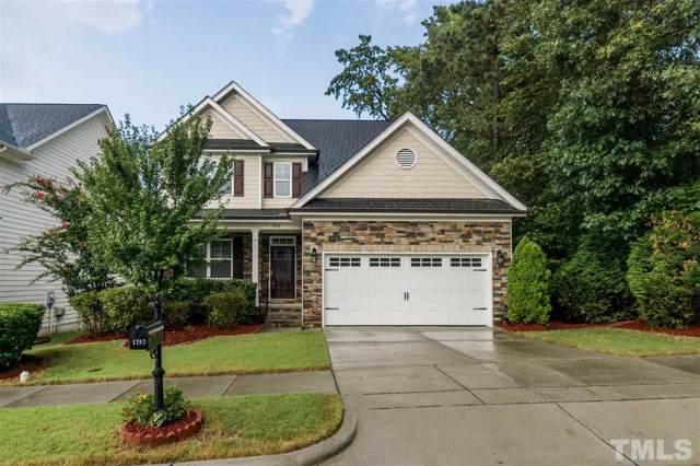 1757 Grande Maison Drive, Apex, NC 27523 (#2292835) :: The Amy Pomerantz Group
