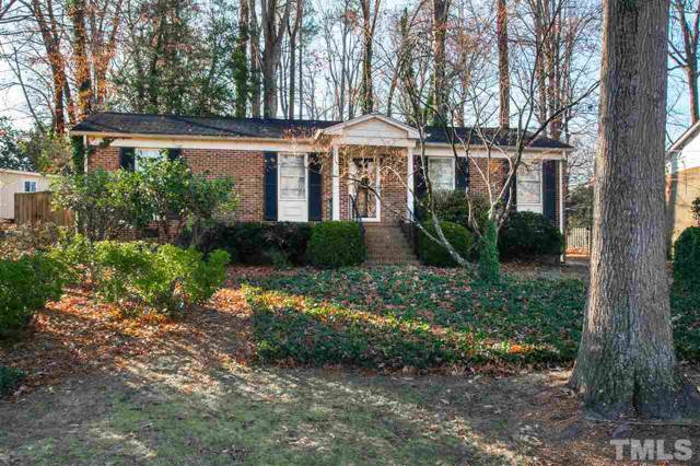 215 Westridge Drive, Raleigh, NC 27609 (#2292841) :: Marti Hampton Team - Re/Max One Realty