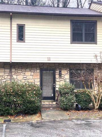 3622 Colchester Street #11, Durham, NC 27707 (#2292842) :: Classic Carolina Realty