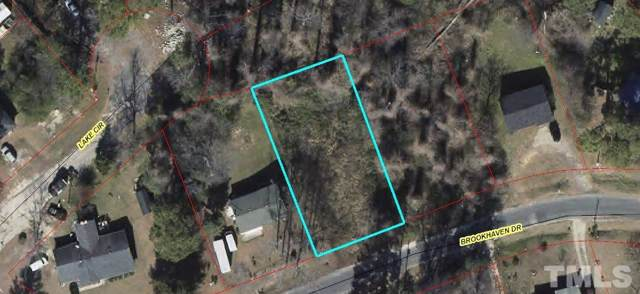 2819 Brookhaven Drive, Sanford, NC 27330 (#2292854) :: Raleigh Cary Realty
