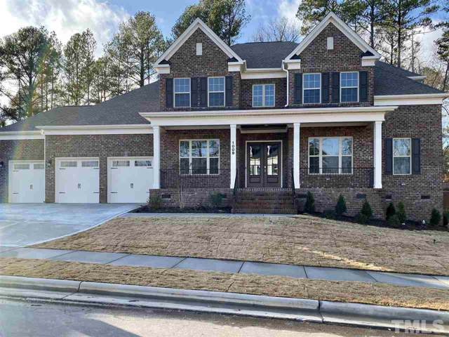 1100 Mountain Vista Lane #74, Cary, NC 27519 (MLS #2292861) :: The Oceanaire Realty