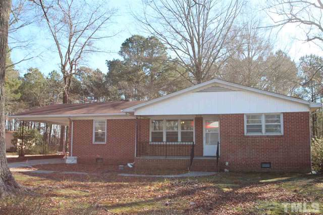 809 W Academy Street, Fuquay Varina, NC 27526 (#2292878) :: Marti Hampton Team - Re/Max One Realty
