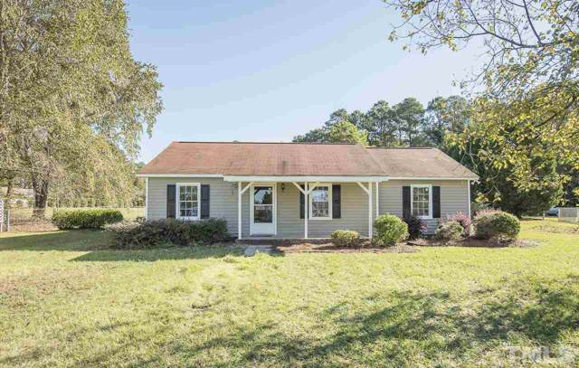 1902 White Memorial Church Road, Willow Spring(s), NC 27592 (#2292883) :: The Jim Allen Group