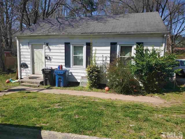 1131 Drew Street, Durham, NC 27701 (#2292970) :: Sara Kate Homes
