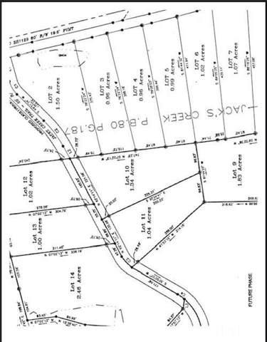 Lot 12 Jacks Creek Trail, Burlington, NC 27215 (#2293188) :: Marti Hampton Team - Re/Max One Realty