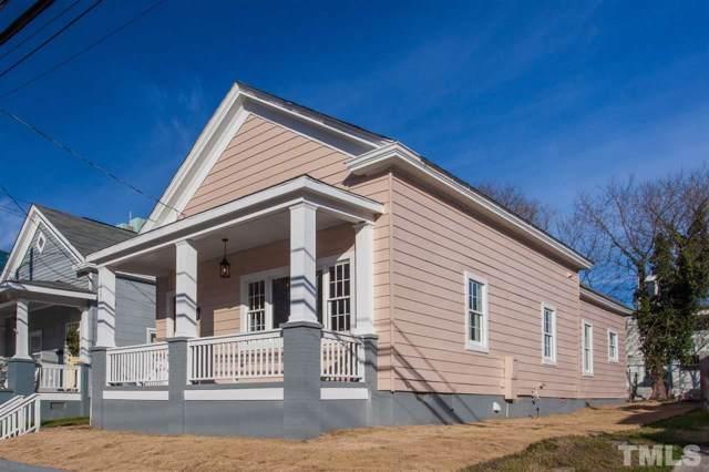 213 E South Street, Raleigh, NC 27601 (#2293455) :: Dogwood Properties