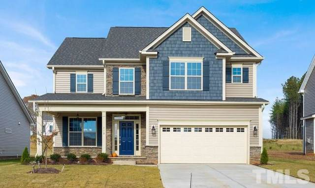 1107 Clearwood Lane, Fuquay Varina, NC 27526 (MLS #2293516) :: The Oceanaire Realty