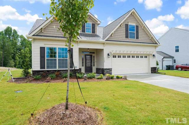 1225 Valley Dale Drive, Fuquay Varina, NC 27526 (MLS #2293519) :: The Oceanaire Realty