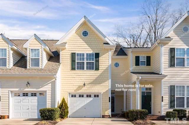 42 Grapevine Trail, Durham, NC 27707 (#2293552) :: Dogwood Properties