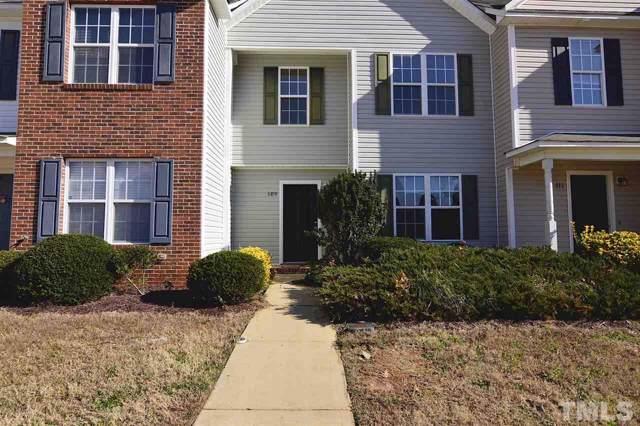 109 Blackthorne Court, Clayton, NC 27520 (#2293566) :: Sara Kate Homes