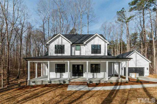 5225 Spence Farm Road, Holly Springs, NC 27540 (#2293626) :: The Results Team, LLC