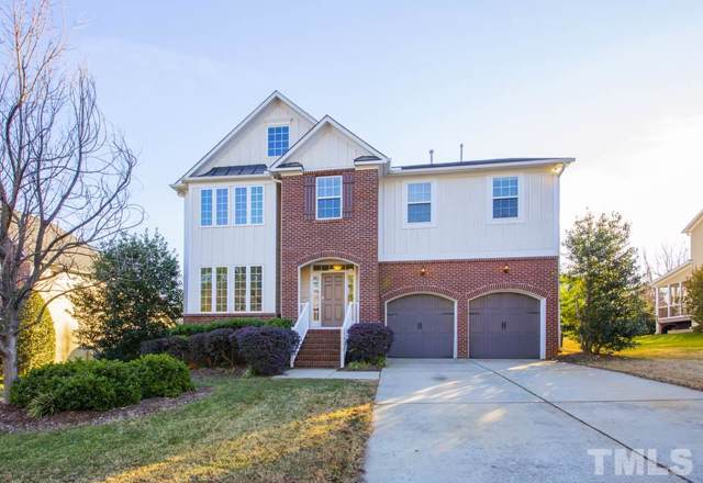 2006 Wolfs Bane Drive, Apex, NC 27539 (#2293630) :: Sara Kate Homes