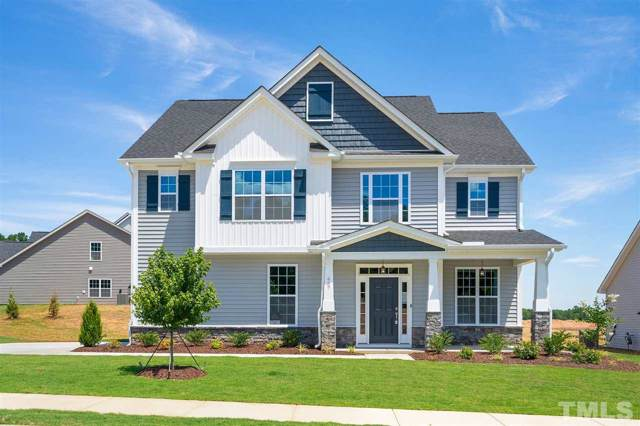 1122 Clearwood Lane, Fuquay Varina, NC 27526 (MLS #2293668) :: The Oceanaire Realty