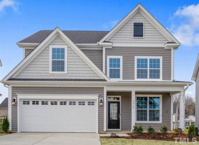 1106 Clearwood Lane, Fuquay Varina, NC 27526 (MLS #2293672) :: The Oceanaire Realty