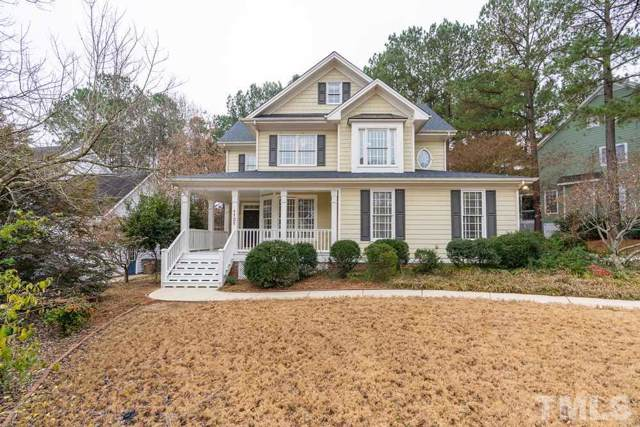 1121 Colonial Club Road, Wake Forest, NC 27587 (#2293760) :: Dogwood Properties