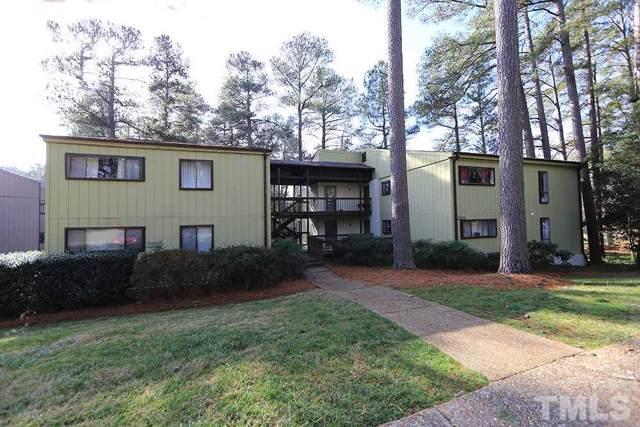 524 Pine Ridge #524, Raleigh, NC 27609 (#2293767) :: Raleigh Cary Realty