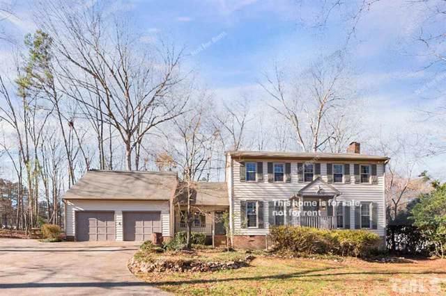 11739 Man O War Trail, Raleigh, NC 27613 (#2293801) :: Dogwood Properties