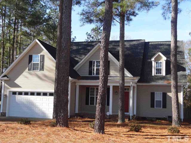 248 W Thicket Drive, Angier, NC 27501 (#2293818) :: The Jim Allen Group