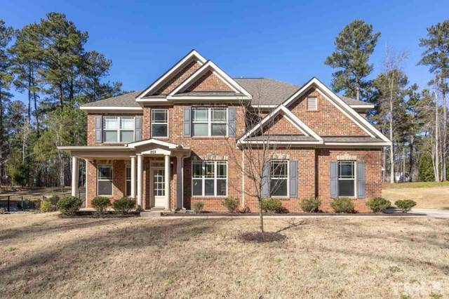 203 Blue Heron Drive, Youngsville, NC 27596 (#2293845) :: The Jim Allen Group