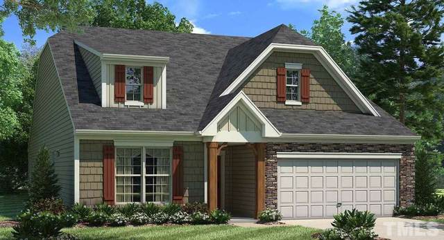 1205 Ballerina Lane, Durham, NC 27703 (#2293856) :: Marti Hampton Team brokered by eXp Realty