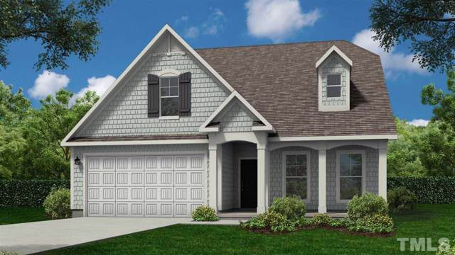 1917 Hay House Avenue, Wake Forest, NC 27587 (MLS #2294038) :: The Oceanaire Realty