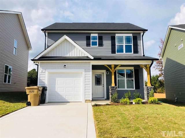 42 Pumpkin Hill Ridge, Clayton, NC 27520 (#2294143) :: Dogwood Properties