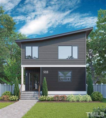 918 S Blount Street, Raleigh, NC 27601 (#2294156) :: Dogwood Properties