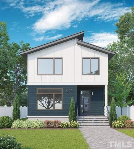 912 S Blount Street, Raleigh, NC 27601 (#2294162) :: Dogwood Properties