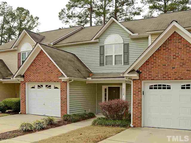2006 Gallows Way, Knightdale, NC 27545 (#2294202) :: Triangle Top Choice Realty, LLC
