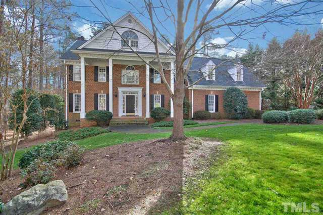 1809 Green Downs Drive, Raleigh, NC 27613 (#2294213) :: The Jim Allen Group