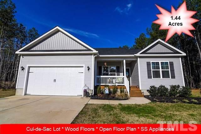 165 Moss Landing Drive, Selma, NC 27576 (#2294248) :: Marti Hampton Team - Re/Max One Realty