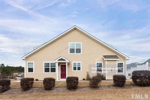 3825 Crimson Clover Avenue, Wake Forest, NC 27587 (#2294281) :: Dogwood Properties