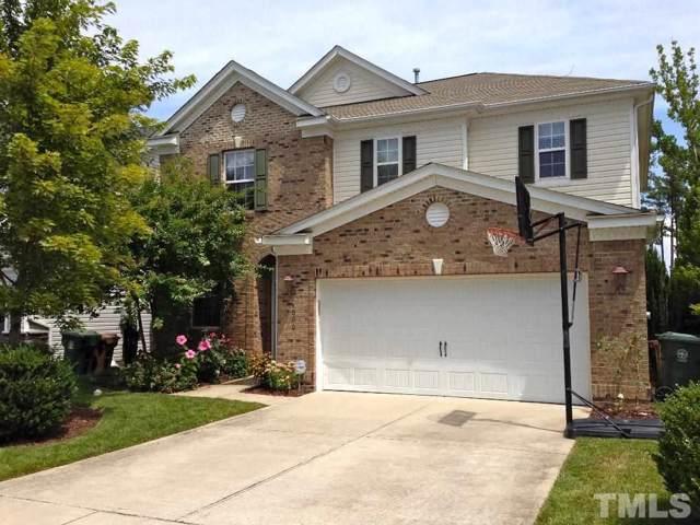 4000 Jockey Club Circle, Cary, NC 27519 (#2294285) :: Dogwood Properties