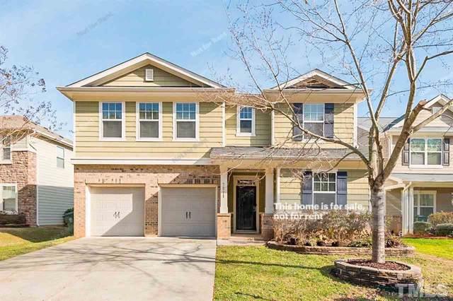 7011 Lake Grove Boulevard, Cary, NC 27519 (#2294286) :: Classic Carolina Realty