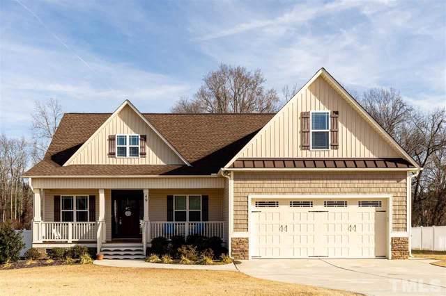 49 Aldean Drive, Clayton, NC 27527 (#2294310) :: Dogwood Properties