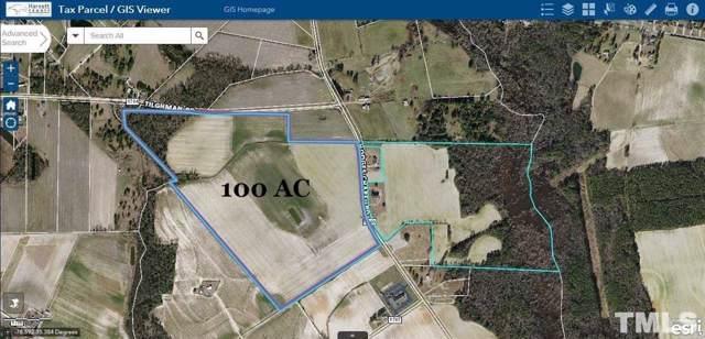 0 Hodges Chapel Road, Dunn, NC 28334 (#2294333) :: The Beth Hines Team