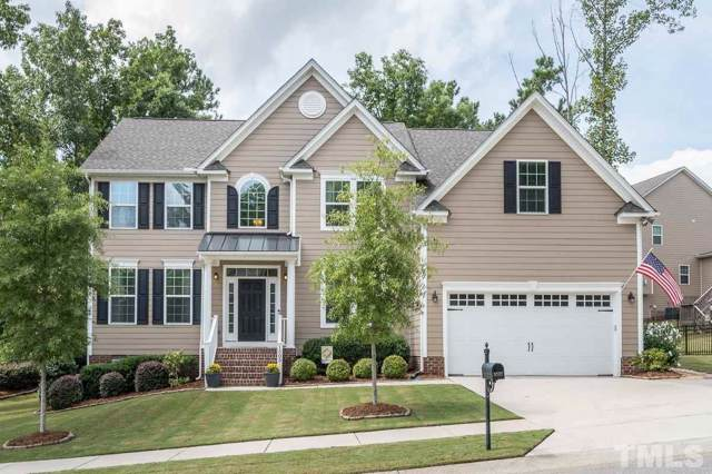 1505 Endgame Court, Wake Forest, NC 27587 (#2294368) :: The Jim Allen Group