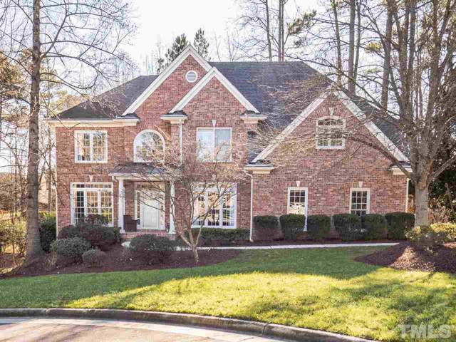 206 Rosaler Court, Cary, NC 27519 (#2294433) :: Dogwood Properties
