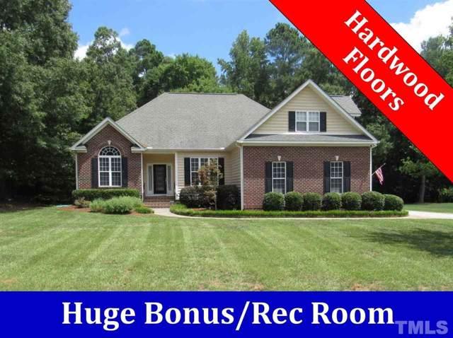 60 Holstein Lane, Youngsville, NC 27596 (#2294434) :: Dogwood Properties